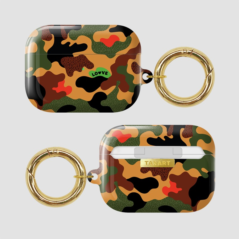 AirPods Pro : Camouflage Green